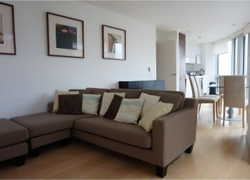 Thumbnail 1 bedroom flat to rent in Canary Wharf, London