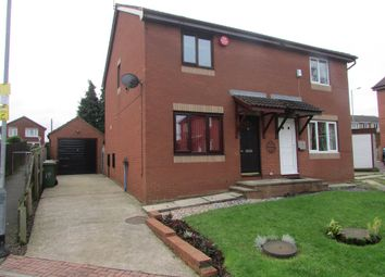 Thumbnail 3 bed semi-detached house for sale in Aberfield Drive, Crigglestone, Wakefield