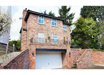 Thumbnail 4 bed detached house for sale in Styal Road, Cheadle