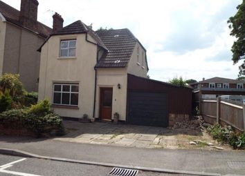 Thumbnail 3 bed detached house for sale in Vicarage Road, Strood, Rochester, Kent