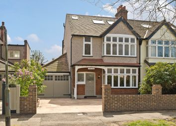 Thumbnail 4 bed semi-detached house for sale in Erridge Road, London
