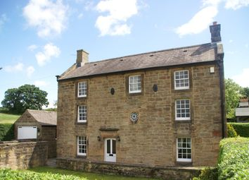 Thumbnail 3 bed detached house to rent in Ivy House, Nottingham Road, Tansley, Matlock, Derbyshire