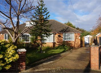 Thumbnail 2 bed bungalow for sale in Halton Way, Grimsby