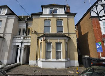 Thumbnail 1 bedroom flat to rent in Albany Road, Bexhill On Sea