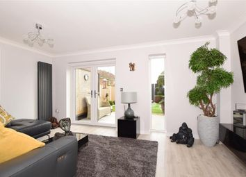 Thumbnail 2 bed semi-detached house for sale in Clouston Close, Hawkinge, Folkestone, Kent