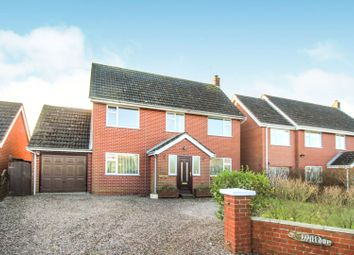 Thumbnail 3 bedroom detached house for sale in School Lane, Whitchurch