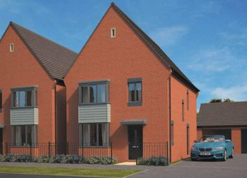 Thumbnail 4 bed detached house for sale in Eastfield, Lawley Village, Telford