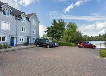 Thumbnail 3 bed town house for sale in The Lakes, Larkfield, Aylesford