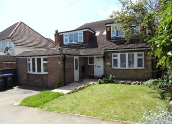 Thumbnail 5 bed detached house for sale in Mill Lane, Findon Valley, Worthing