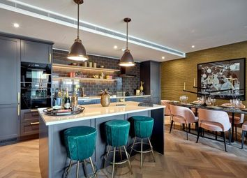 Thumbnail 3 bed flat for sale in Cashmere Wharf, London Dock, Wapping