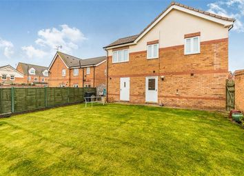 Thumbnail 4 bedroom detached house for sale in St Leger Close, Dinnington, Sheffield