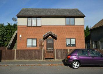 Thumbnail 1 bedroom maisonette for sale in Clayton Road, Chessington