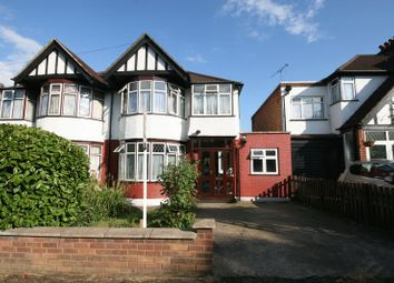 Thumbnail 4 bed semi-detached house for sale in Wood End Road, Sudbury Hill, Harrow