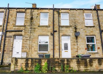Thumbnail 1 bed terraced house for sale in Greenside Road, Mirfield