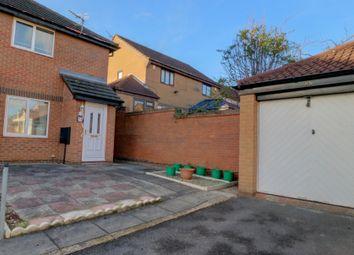 Thumbnail 2 bedroom detached house for sale in Clough Court, Nottingham