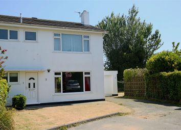 Thumbnail 3 bed semi-detached house to rent in Clos Du Petit Bois, Rue Cauchez, St. Martin, Guernsey