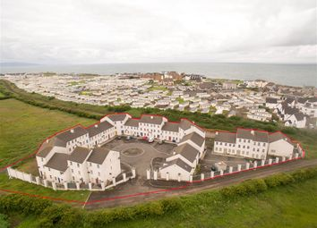 Thumbnail 2 bed town house for sale in 123, Dhu Varren Village, Portrush