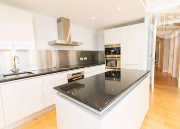 Thumbnail 3 bedroom flat to rent in Hepworth Court, 30 Gatliff Road, London