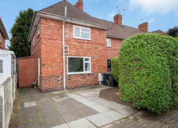 Thumbnail 3 bedroom terraced house for sale in Alexandra Crescent, Beeston, Nottingham
