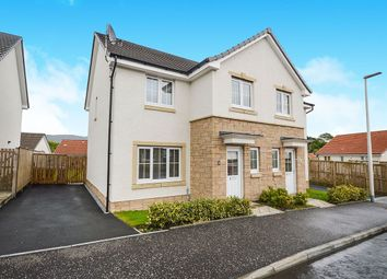 Thumbnail 3 bed semi-detached house to rent in Scholars Road, Alloa