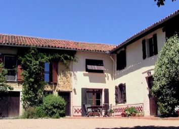Thumbnail 5 bed country house for sale in Fontrailles, Hautes-Pyrenees, Occitanie, France