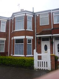 Thumbnail 3 bedroom terraced house to rent in Brindley Street, Hull