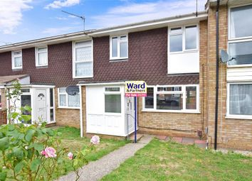 Thumbnail 3 bed terraced house for sale in Tatler Close, Lords Wood, Chatham, Kent
