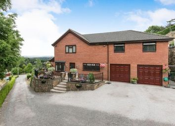 Thumbnail 5 bed detached house for sale in Bryn-Y-Gaer Road, Pentre Broughton, Wrexham, Wrecsam