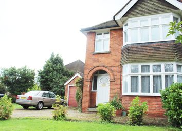 Thumbnail 3 bed semi-detached house to rent in Kenilworth Avenue, Reading