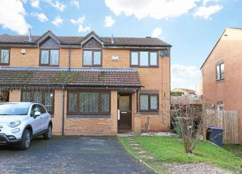 Thumbnail 3 bed semi-detached house to rent in Robins Drive, Madeley, Telford