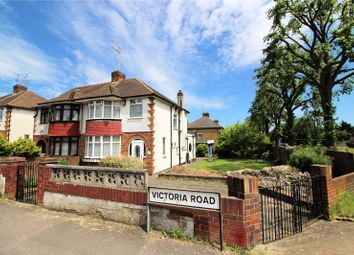 Thumbnail 3 bed semi-detached house for sale in Victoria Road, Erith, Kent