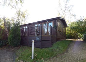 Thumbnail 3 bed mobile/park home for sale in Warmwell Leisure Park, Dorchester, Dorset