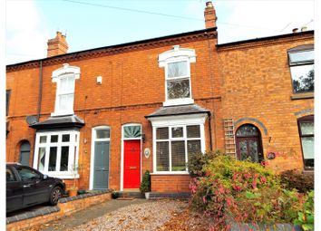 Thumbnail 2 bed terraced house for sale in Avenue Road, Kings Heath, Birmingham