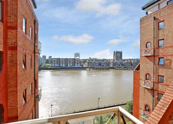 Thumbnail 2 bed flat for sale in Watermans Quay, William Morris Way, Fulham