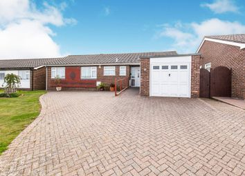 Thumbnail 3 bed detached bungalow for sale in Milland Road, Hailsham