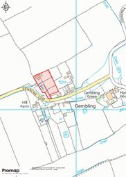Thumbnail 5 bed farm for sale in Gembling, Driffield