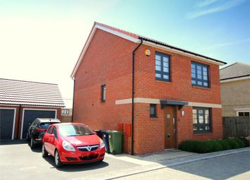 Thumbnail 3 bed detached house for sale in Oliver Way, St. Neots