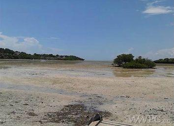 Thumbnail Land for sale in Galu Beach, Diani Beach, Mombasa