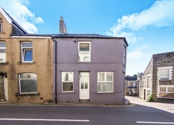 Thumbnail 3 bed end terrace house for sale in High Street, Llantrisant