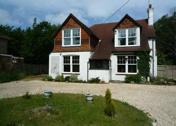 Thumbnail 3 bed detached house to rent in Povey Cross Road, Hookwood, Horley