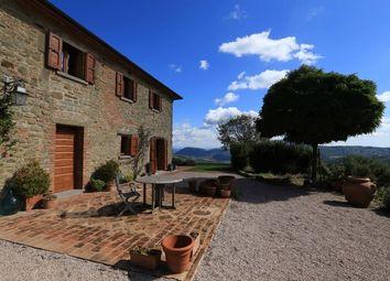 Thumbnail 4 bed farmhouse for sale in 06019 Preggio Pg, Italy