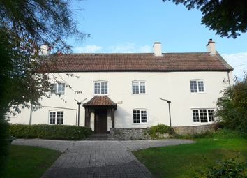 Thumbnail 5 bedroom detached house for sale in Stoke Road, Westbury Sub Mendip, Wells