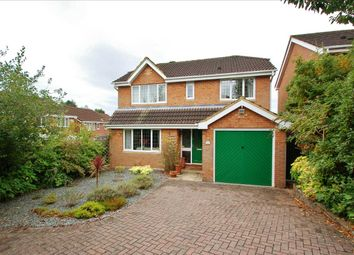 Thumbnail 4 bed detached house for sale in Nodens Way, Lydney
