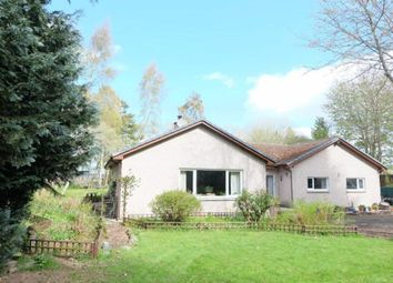 Thumbnail 5 bed detached bungalow for sale in Whiskers, Arabella, Tain