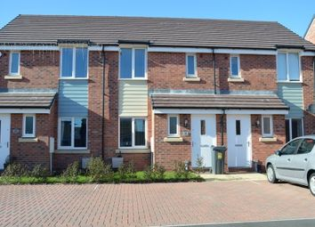 Thumbnail 2 bed terraced house for sale in Wayfarer Close, Haywood Village, Weston-Super-Mare