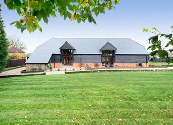 Thumbnail 6 bed barn conversion for sale in Daltons Road, Chelsfield, Orpington