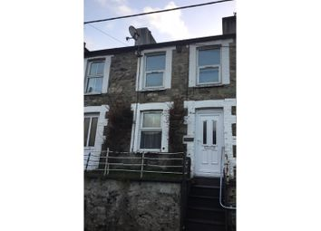 Thumbnail 2 bed terraced house for sale in Cwm-Y-Glo, Caernarfon