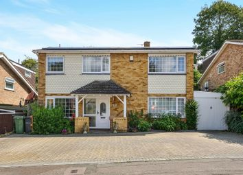 Thumbnail 5 bed detached house for sale in Chapman Avenue, Maidstone