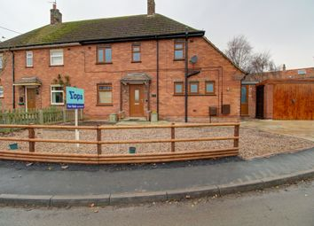 3 bed semi-detached house for sale in Hawksworth Road, Syerston, Newark NG23