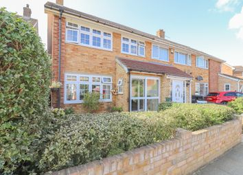 Thumbnail 3 bedroom end terrace house for sale in Salcote Road, Gravesend